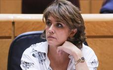 Delgado fulmina al abogado del Estado que se negó rebajar la acusación de rebelión a los líderes del procés