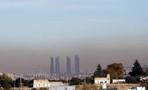 Las emisiones de gases de efecto invernadero siguen creciendo en España