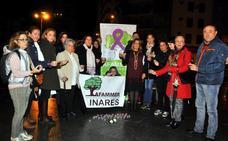 44 velas por las víctimas de la violencia de género