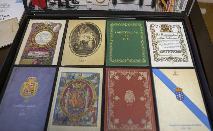 Las ediciones de la Constitución de 1978