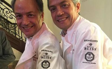Los chefs Michelin lucirán todo el año «Jaén» en su 'uniforme'