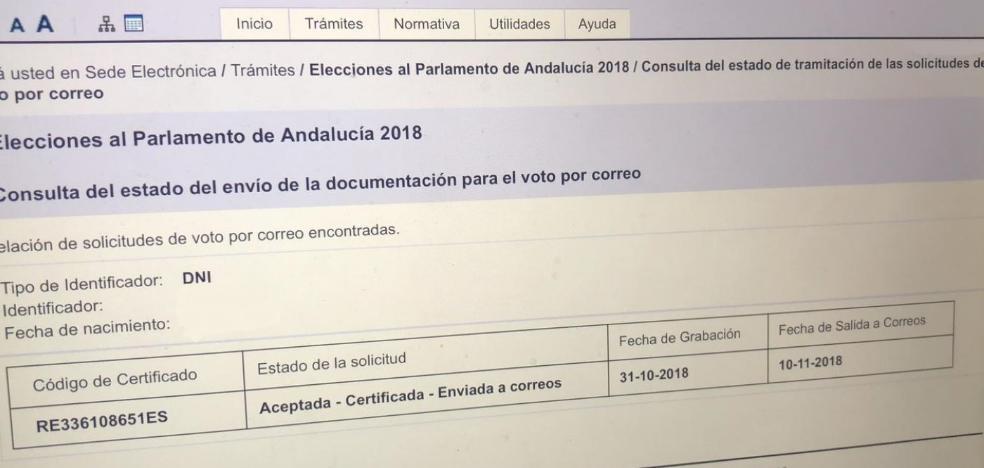 La Junta Electoral amplía el plazo para votar en el extranjero