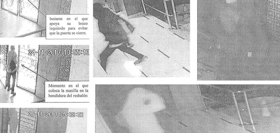 Los seis indicios contra el sospechoso del incendio de San Juan de Letrán