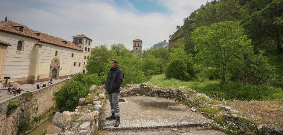 Alhambra y Ayuntamiento de Granada invertirán 1,8 millones para recuperar el Paseo de Romayla
