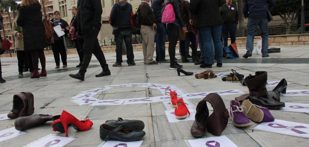 La ciudad se llena de homenajes a las víctimas de violencia machista