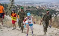 Michelle, Manuel Robles y Lidia, sonrisas y corazón para vencer dificultades