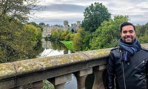 De la Chana a Birmingham para enseñar español: «Si no fuera por el Brexit me asentaría aquí para siempre»
