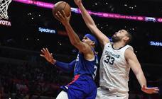 La inspiración de Marc no salva a los Grizzlies; Rubio cae con los Jazz