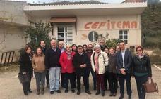 Las instalaciones de Cefitema, en Huelma se convertirán en un centro especial de empleo de Aprompsi