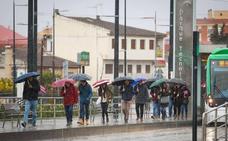 ¿Va a llover el lunes en Granada?