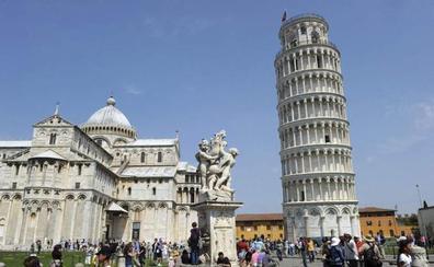 ¿Cómo es posible que la Torre de Pisa esté cada vez menos inclinada?