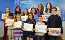 Entregados los premios del VI Concurso de Dibujo 'Retrato de una Mujer'