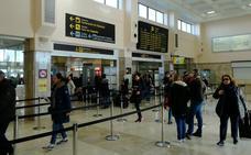 La huelga de Air Nostrum pasa casi desapercibida en Granada