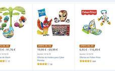 Las mejores ofertas de Amazon en juguetes el Cyber Monday: compra tus Reyes ya