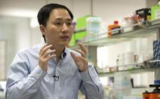 Un científico chino asegura que es el primero en modificar bebés genéticamente