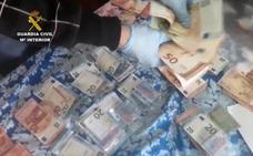 28 detenidos de una red de tráfico de drogas con presencia en Santo Tomé
