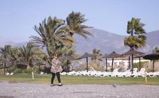 Alerta amarilla en la Costa por fuertes rachas de viento