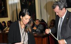 Ana Manuela Jiménez toma posesión como concejala de IU