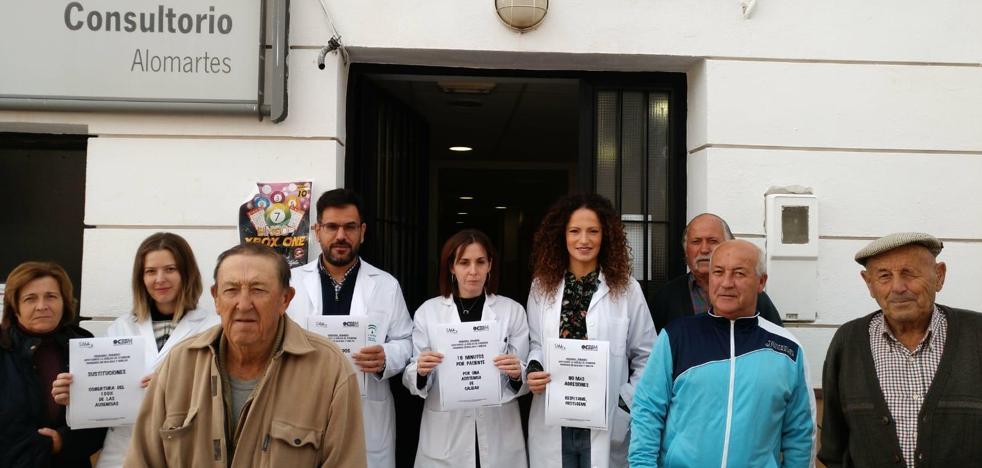 Normalidad en la jornada de huelga médica con desigual seguimiento