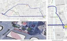 Ocho líneas de autobús de Granada sufren varios cambios desde este martes