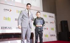 La pasión de un chico de Huétor Tájar que quiere golear como Morata