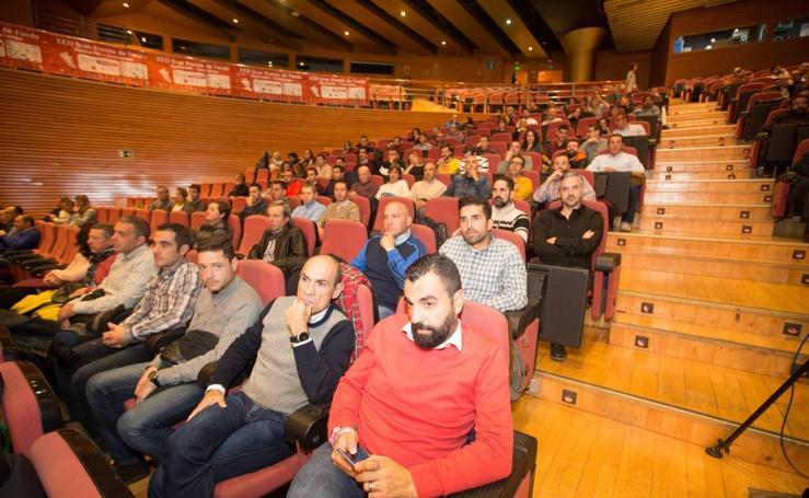 Las imágenes de la entrega de galardones del Gran Premio de Fondo Diputación
