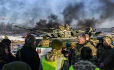 La crisis en Ucrania amenaza el encuentro de Trump y Putin