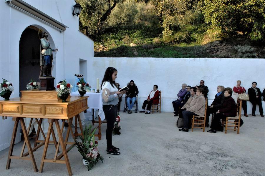 Fiestas de la aldea de Tíjola