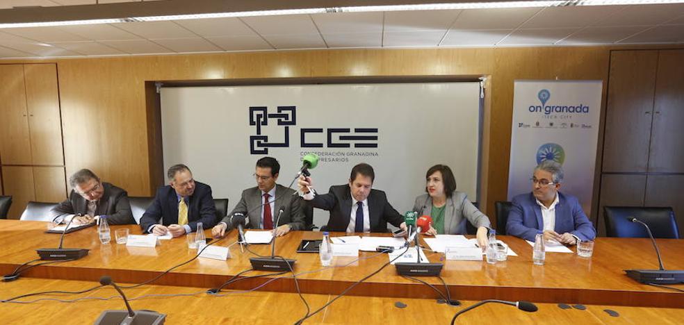 OnGranada recibe un millón de euros para cinco proyectos de tecnología 4.0