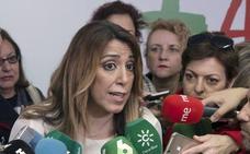 Susana Díaz, Moreno y Casado, Marín y Rivera cerrarán campaña en Sevilla, y Rodríguez e Iglesias en Torremolinos
