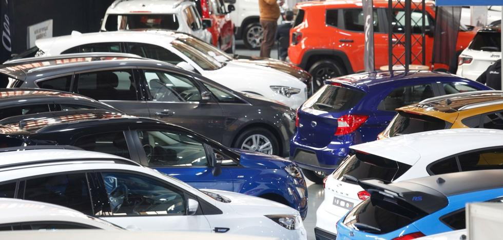 Un «grave problema» de la DGT impide matricular vehículos desde el martes