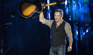 Bruce Springsteen se medica desde 1982