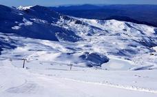 Alertan del riesgo por hielo en las cumbres del Parque Nacional y Natural de Sierra Nevada