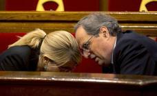La Cámara catalana da luz verde a la comisión de investigación sobre el Rey