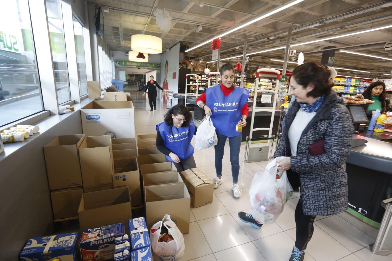 La Gran Recogida de alimentos 2018 ya está en marcha en Granada