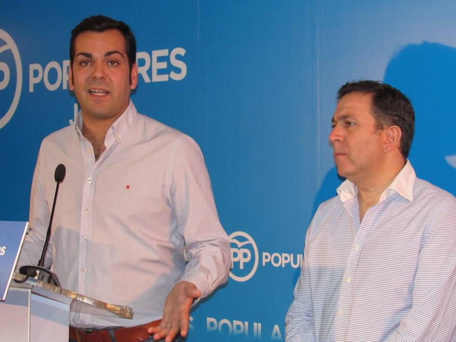 Requena condena una «agresión» a un edil del PP de Bailén que ha acabado con «siete puntos en la frente»