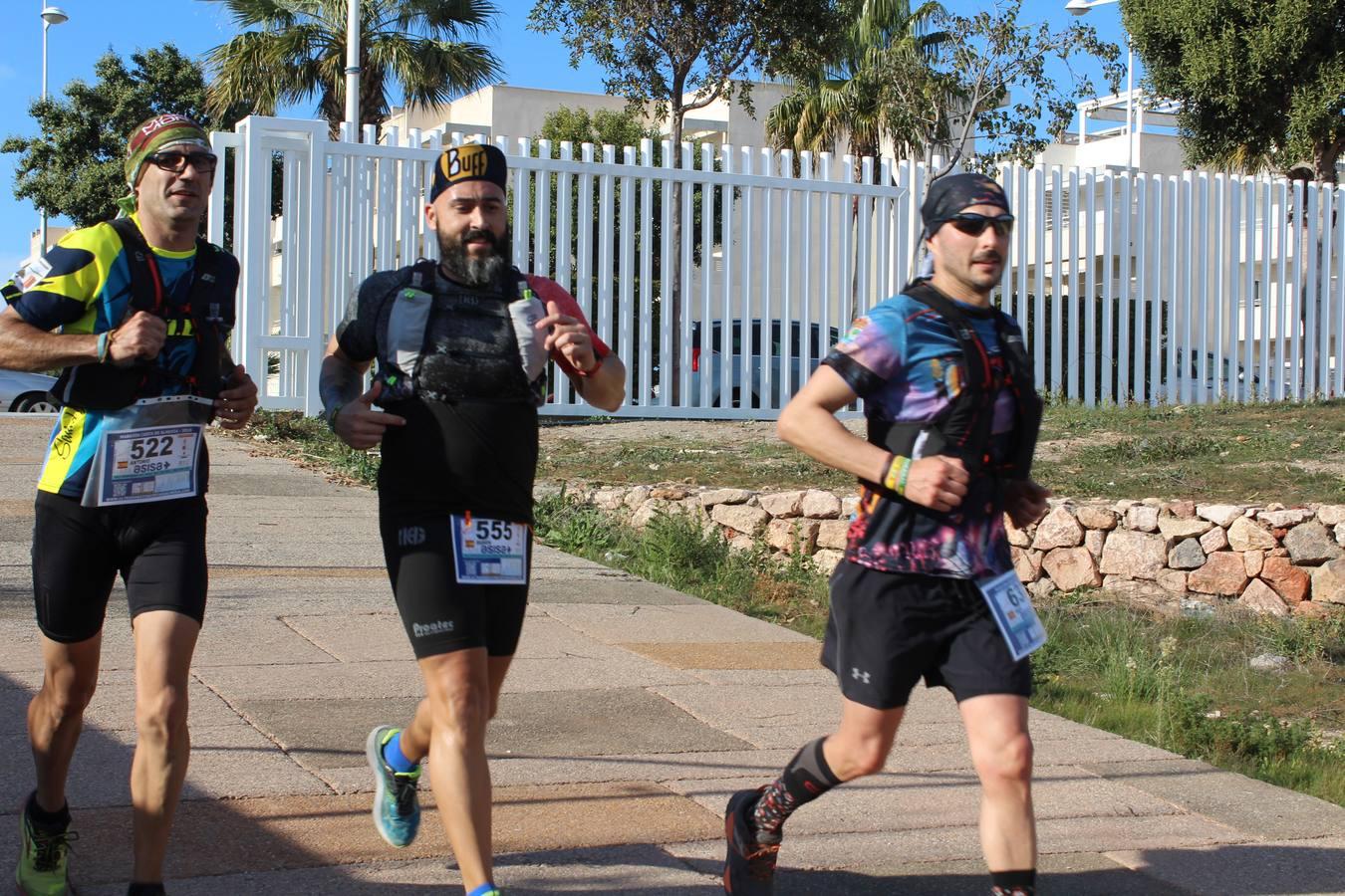 Juan José Foulquie, vencedor de la Ultra Maratón Costa de Almería