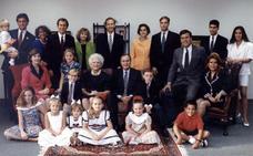 George H. W. Bush, el jefe de una dinastía estadounidense
