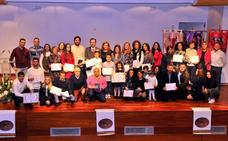 'Cástulo Vive' reconoció la labor de los participantes en las Fiestas Íberas