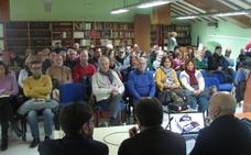 Sánchez Tostado presentó en Castillo de Locubín su libro 'Morir por un ideal'
