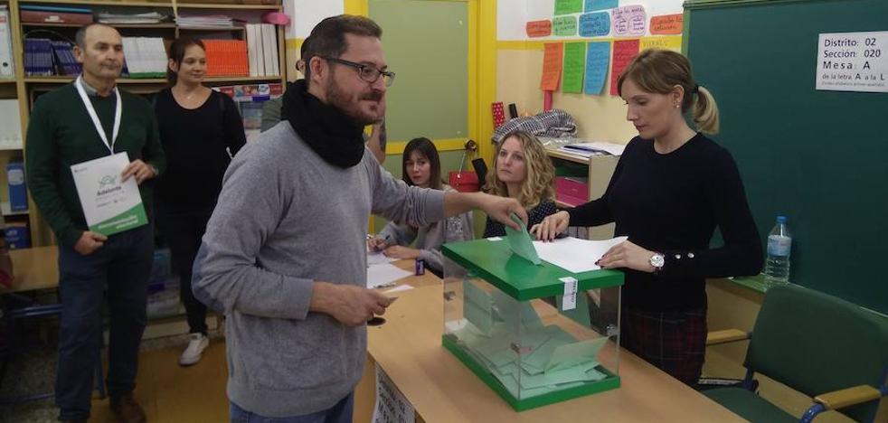 Diego Crespo, Podemos: «Hay que votar de la manera más masiva posible»
