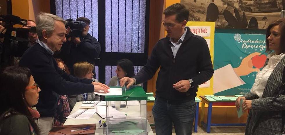 Sánchez Teruel, PSOE: «Es una jornada de alegría y de ilusión»