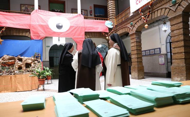 Elecciones de Andalucía en Granada: así ha sido la jornada electoral