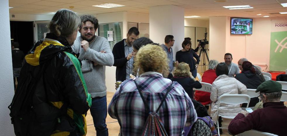 Adelante Andalucía ve en la abstención «ventaja para otros partidos»