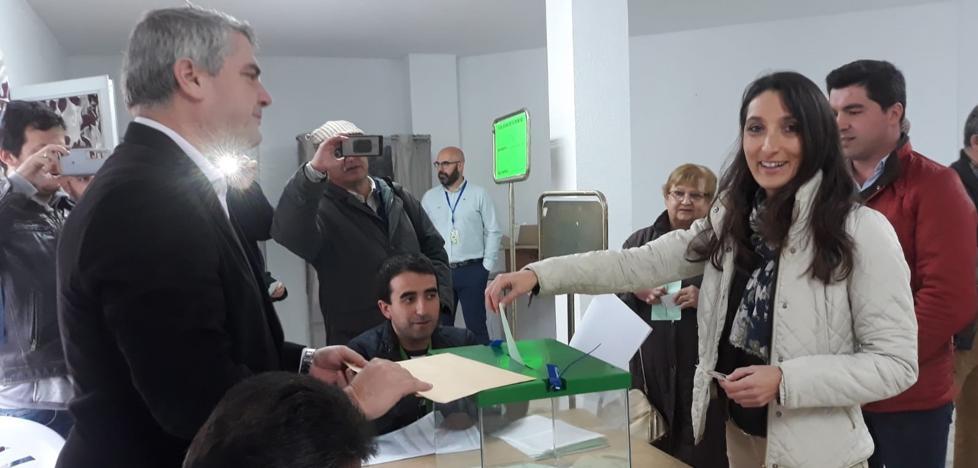 Mónica Moreno: «Por el bien de Jaén y Andalucía hay que votar»