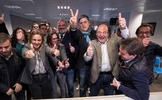 El PP gana las elecciones en Granada capital y el PSOE se queda como tercera fuerza