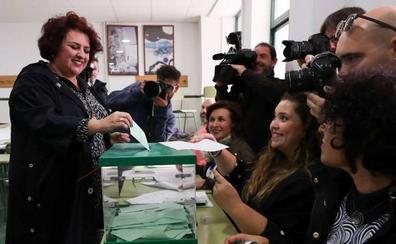 Teresa Jiménez llama a la participación para que Andalucía tenga un «gobierno estable»