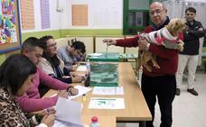 Ciudadanos triplica su presencia en la provincia y VOX capta el 8% de los votos