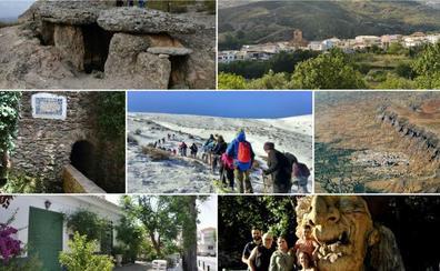 11 rincones diferentes de Granada para disfrutar del puente de diciembre