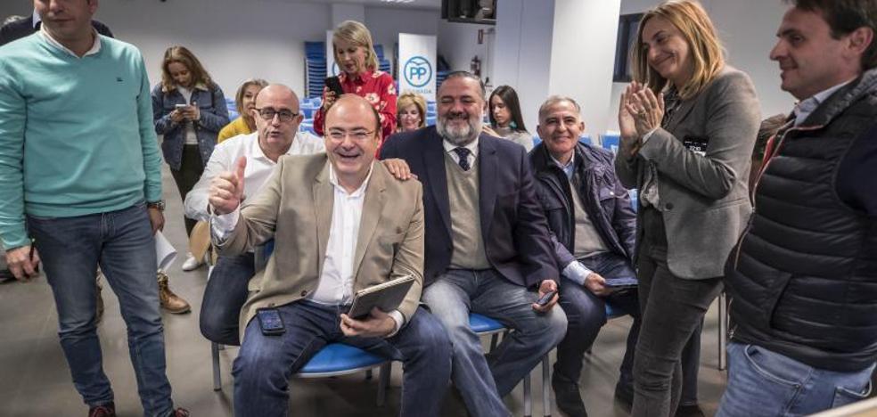¿Cómo quedaría el Ayuntamiento de Granada si se votara igual que el domingo en las próximas municipales?